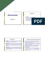 Noçoes Microeconomia 1