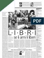 La Stampa - Bookcrossing