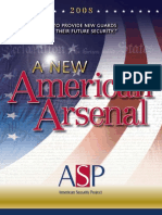 A New American Arsenal Final