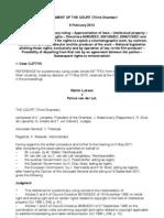 20120209-CJEU-Luksan Judgment-Text-ENG