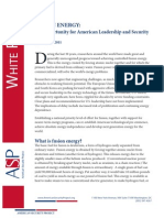 White Paper on Fusion Final