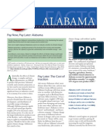 PNPL 2011 Alabama