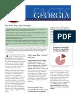 PNPL 2011 Georgia
