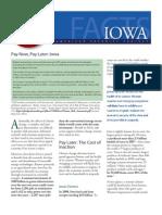 PNPL 2011 Iowa