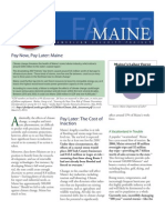 PNPL 2011 Maine