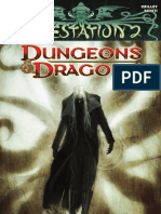Infestation 2 Dungeons & Dragons #1 Preview