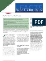 PNPL 2011 West Virginia