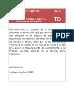 Aviso Urgente TD 09 (2)