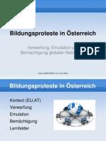 Bildungsproteste in Österreich (unibrennt) - final