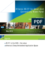 Atheros Smart Grid Wi-Fi