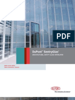 Dupont SentryGlas Brochure