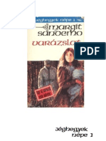 Margit Sandemo - Jéghegyek népe #01. - Varázslat