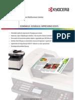 Kyocera FS-C2126 2026MFP Catalogo PTBRv1