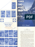 Power That Moves Mountains by W. V. Grant Sr
