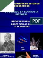 Bases Físicas de la Ecografía