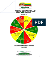Plan de Desarrollo 2008-2011