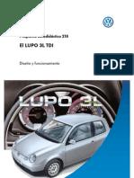 218-El LUPO 3L TDI