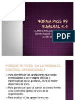 Norma Pass 99 Numeral 4