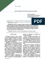 BARUFFALDI, R. et al. Tratamento químico de hortaliças poluídas
