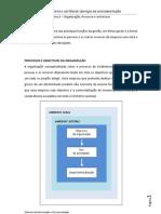 Tema 2 – Organizacao Processo e estruturas