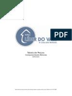 Retifica Lider Do Vale - Componentes de Motores - Linha Leve