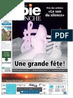 Journal de l'Oie Blanche du 15 février 2012.