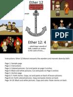 Ether 12 Moroni Faith