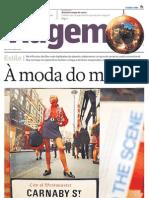 Suplemento Viagem - Jornal O Estado de S. Paulo - 20110920