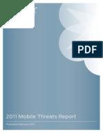 Juniper Networks 2011 Mobile Threats Report Final