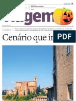 Suplemento Viagem - Jornal O Estado de S. Paulo - 20111025