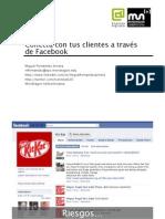 Facebook Conecta a Tus Clientes