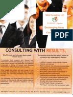 Sahar Consulting Info Flyer