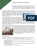 LCRC & NOBIC Summary