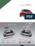 Fiat500USA.com - Fiat Mopar Brochure