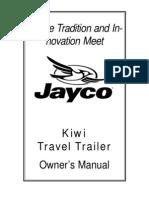 2000 Jayco Kiwi