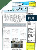 L'oeil du JT Décembre 2011 n°1 pour le site internet