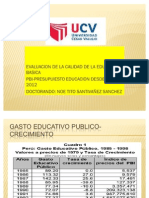Pbi Educacion-presupuesto Desde 1985-2012