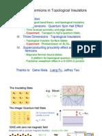 Liang Fu et al- Majorana Fermions in Topological Insulators