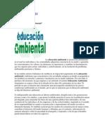 Educación Ambiental II