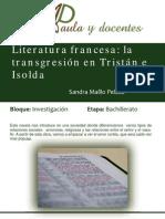 La transgresión de Tristán e Isolda