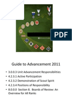 Troop Guide to Advancement