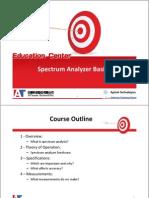 [教育訓練中心]5_19信號_頻譜分析儀基本原理與操作訓練講義