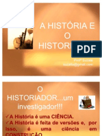 23446446 a Historia e o Historiador