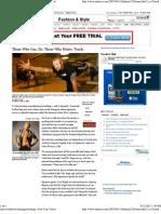 Retired Athletes-NY Times