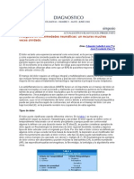 Analgesia en enfermedades reumáticas
