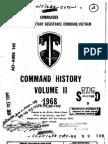 Command History 1968 Volume II