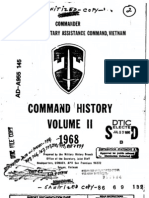 Command History 1968 Volume II