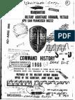 Command History 1966