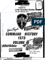 Command History 1970 Volume III