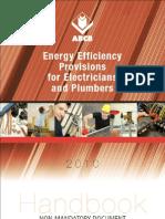 Energy Efficiency for PlumbersElectricians_handbook-1